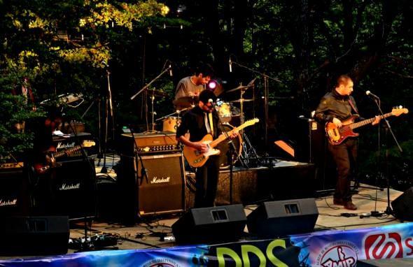 Festival Rock Rio Simpson en Coyhaique