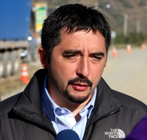 Intendente Jorge Calderon