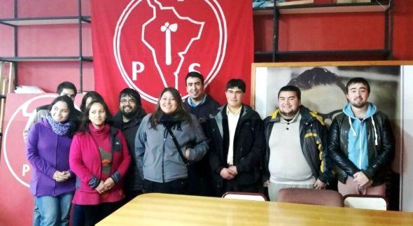 Juventud socialista se pronuncia contraria a proyecto Río Cuervo