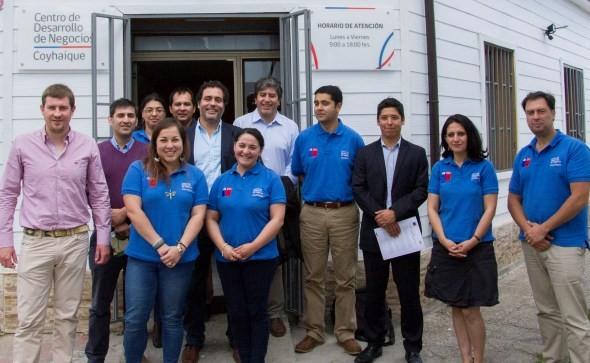 Ya abrió sus puertas el Centro de Desarrollo de Negocios de Coyhaique