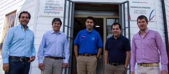Ya abrió sus puertas el Centro de Desarrollo de Negocios de Coyhaique.
