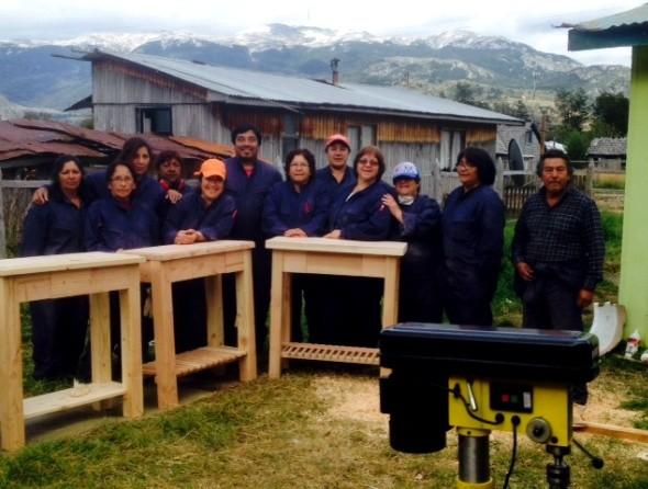 Agrupación de Mujeres de Bahía Murta