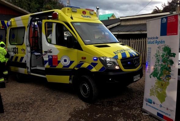 Ambulancia SAMU