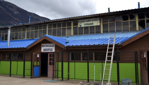 Colegio CAmpos de Hielo