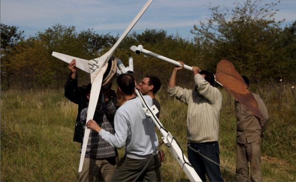 En Coyhaique impartirán taller gratuito de autoconstrucción de aerogeneradores
