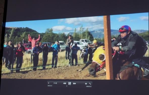 6to Festival de Cine de la Patagonia.
