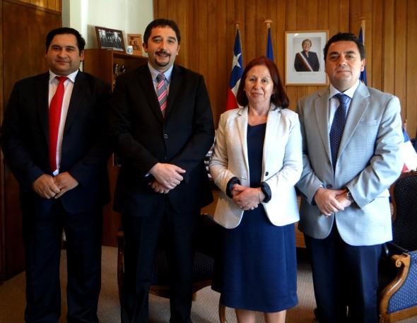 IPS cuenta con nueva directora regional.