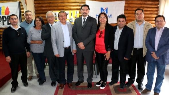 Nueva Mayoría da por iniciado año político en Aysén