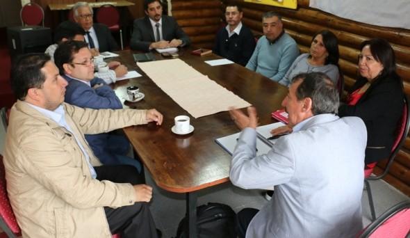 Nueva Mayoría da por iniciado año político en Aysén.