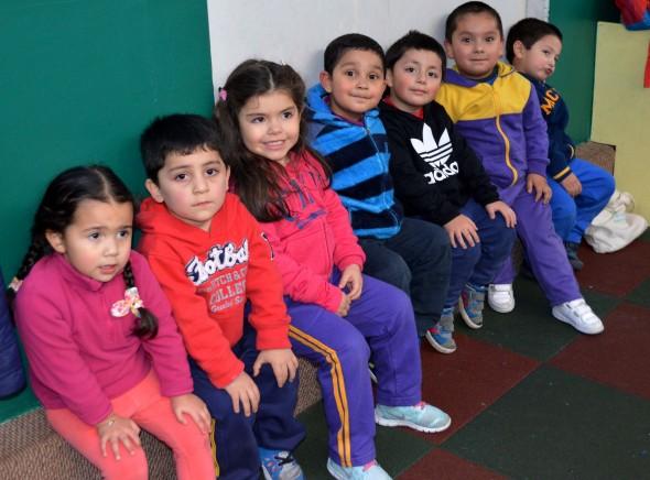 Alumnos Colegio El Camino