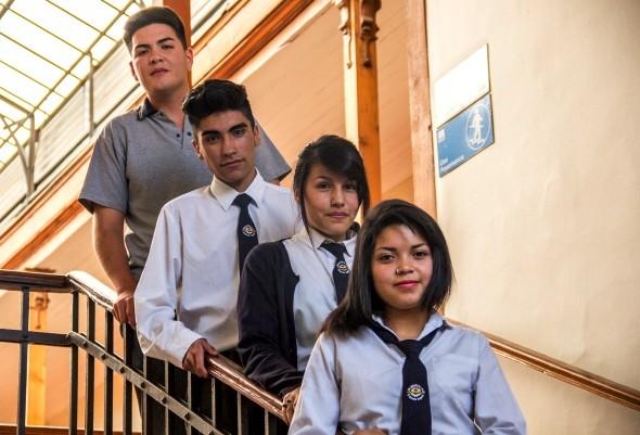 Beca de Apoyo a la Retención Escolar de Junaeb