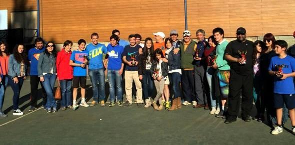 Club de Tenis de Coyhaique celebra su aniversario con campeonato abierto