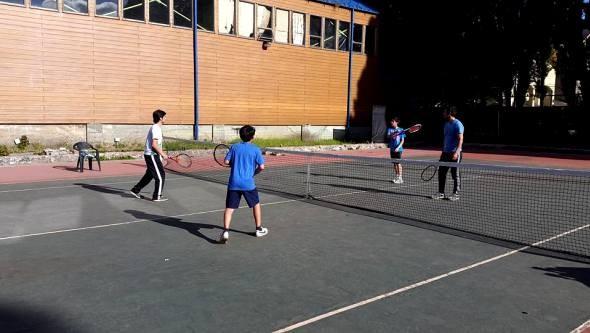 Club de Tenis de Coyhaique celebra su aniversario con campeonato abierto.