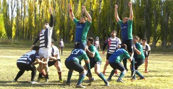 Equipo Rugby Aysén.
