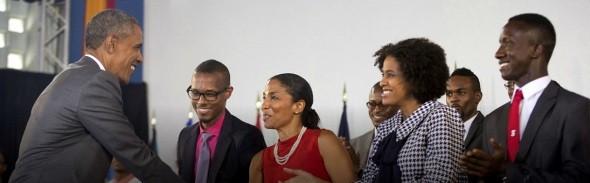 Iniciativa del Presidente Obama ofrece pasantía de capacitación para emprendedores jóvenes chilenos
