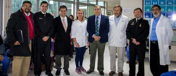 Más de mil atenciones y 22 intervenciones quirúrgicas realizó  Operativo médico Acrux en la Región de Aysén