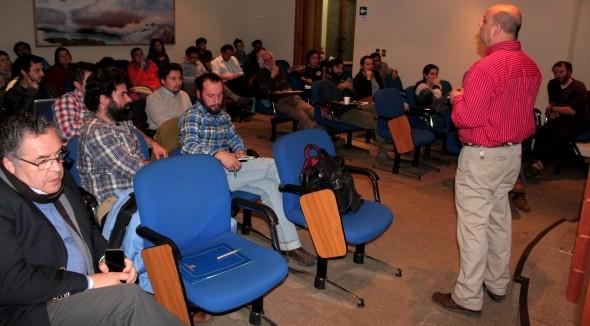 Seremi de Energía lideró encuentro sobre desarrollo hidroeléctrico en Aysén.