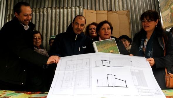Agricultura y Bienes Nacionales apoyan la instalación de una feria hortícola en Puerto Aysén