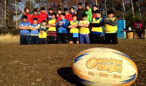 Dragoncitos Rugby Club participará en campeonato de Comodoro Rivadavia