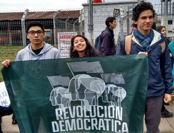 Estudiantes llaman a movilización el próximo 9 de Junio