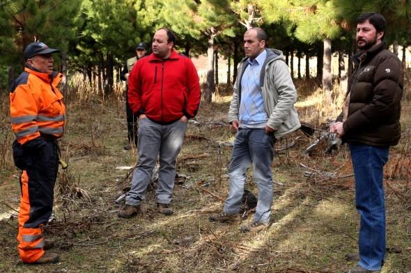 Agricultores de la REgión de Aysén