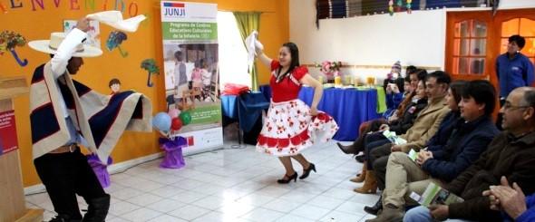 JCentro Cultural de Infancia Rayen Lafquen.