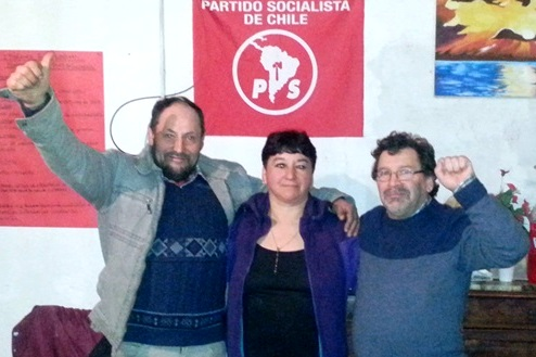 Comunal socialista  Chile Chico lanzó candidaturas a concejal