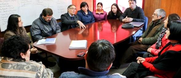 Sociedad Civil de Aysén reconoce labor de rectora Roxana Pey Tumanoff.