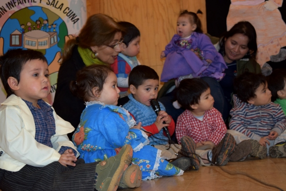 Jardines integra celebraron fiestas patrias con nfasis en for Jardines integra