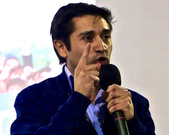Miguel Ángel Calisto.