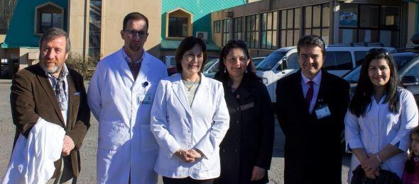 Ministra de Salud valoró avances del Hospital Regional Coyhaique