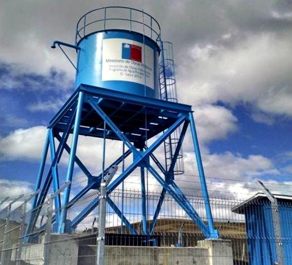 En noviembre gobierno licitar ampliaci n de sistema de for Estanque de agua potable easy